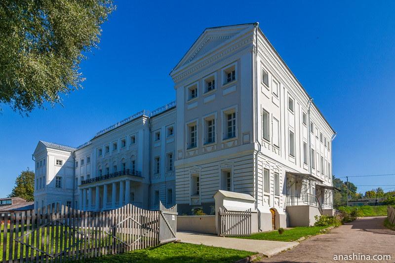 Усадебный дом Гончаровых, Полотняный Завод