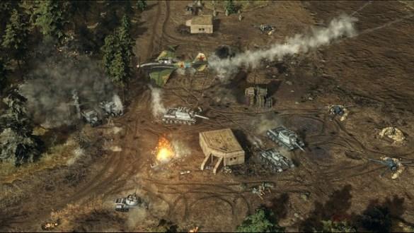 Sudden Strike 4 - European Battlefields - Airstrike