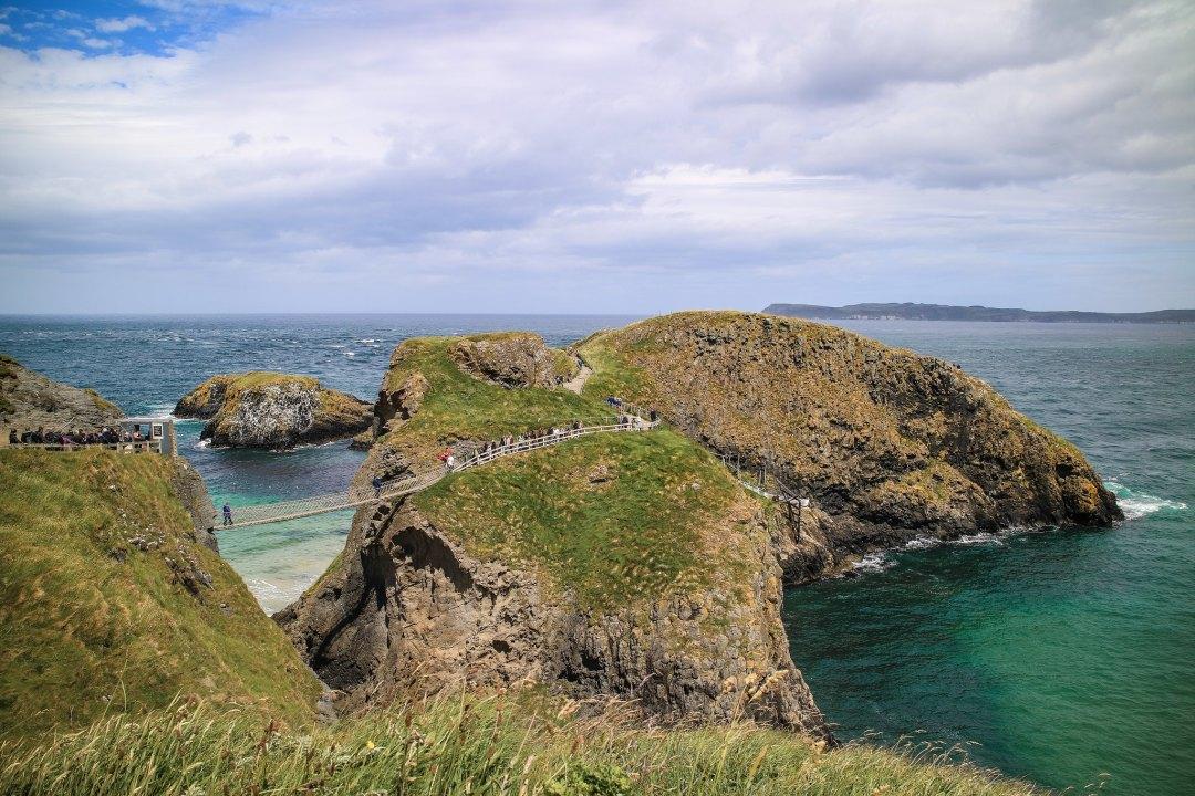 Carrick-a-Rede, Irlanda del Nord