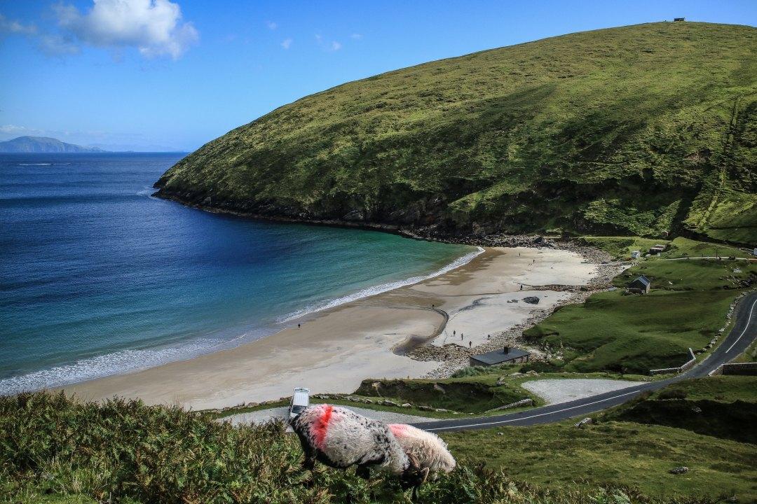 Achill Island Keem Bay