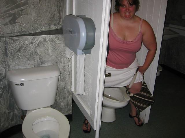 Bathroom Stals