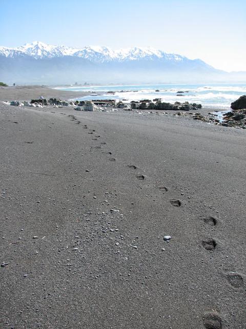 Fishermans Footsteps