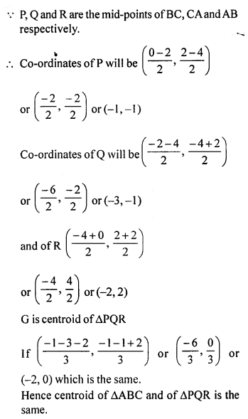 Selina Concise Mathematics Class 10 ICSE Solutions Chapter 13 Section and Mid-Point Formula Ex 13C 21.1