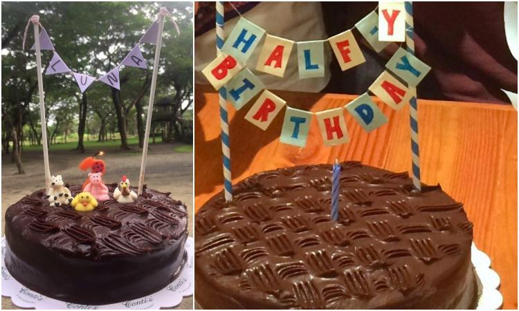 Conti's Chocolate Cakes
