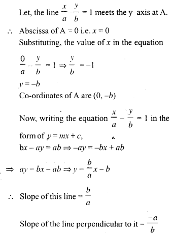 Selina Concise Mathematics Class 10 ICSE Solutions Chapter 14 Equation of a Line Ex 14E 11