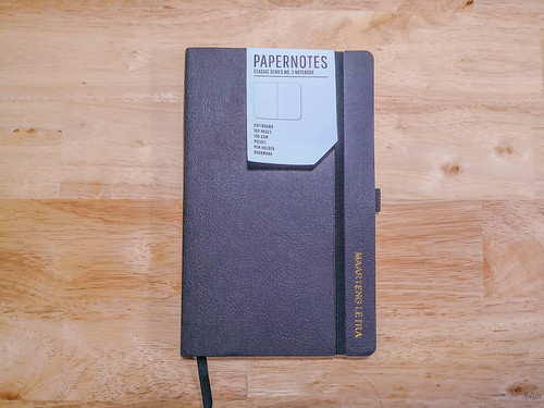 Paper Notes Journal