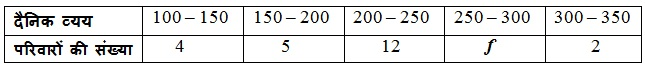CBSE NCERT Maths Solutions For Class 10 Hindi Medium Statistics 14.1 75