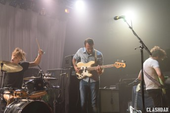 Preoccupations @ Hopscotch Music Festival, Raleigh NC 2017