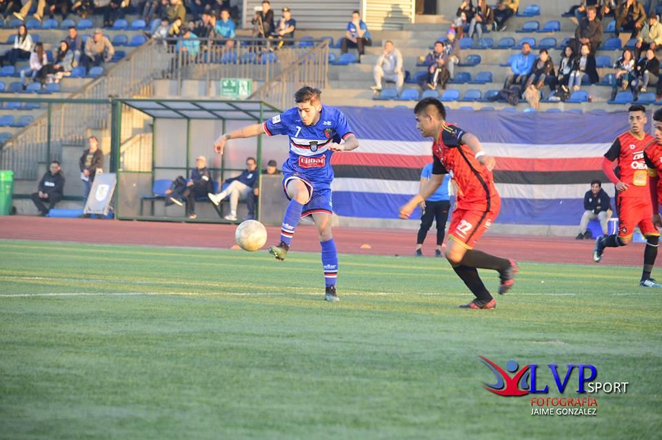 Real San Joaquín 1-3 Deporte Limache