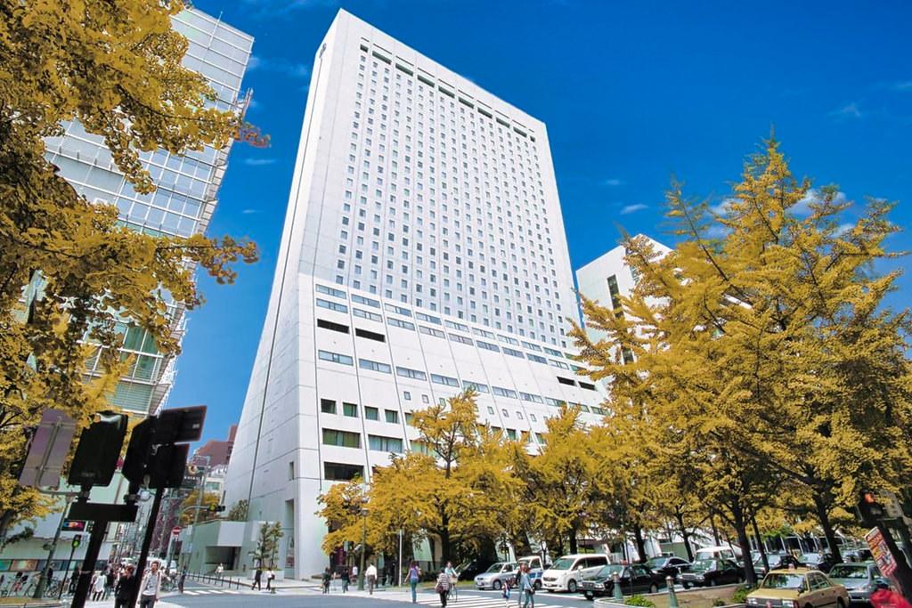 Hotel Nikko Osaka 1