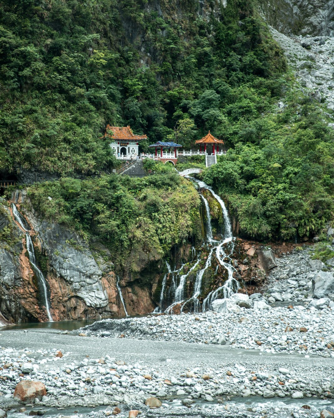 Eternal Spring Shrine Changchun Shrine TAROKO GORGE
