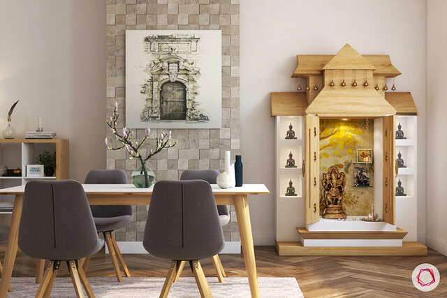11 Pooja Room Designs For Small Apartments  dress your home  best interior design blog home