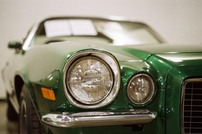 Camaro light