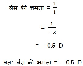 NCERT Solutions for Class 10 Science Chapter 10 Light Reflection and Refraction (Hindi Medium) 8