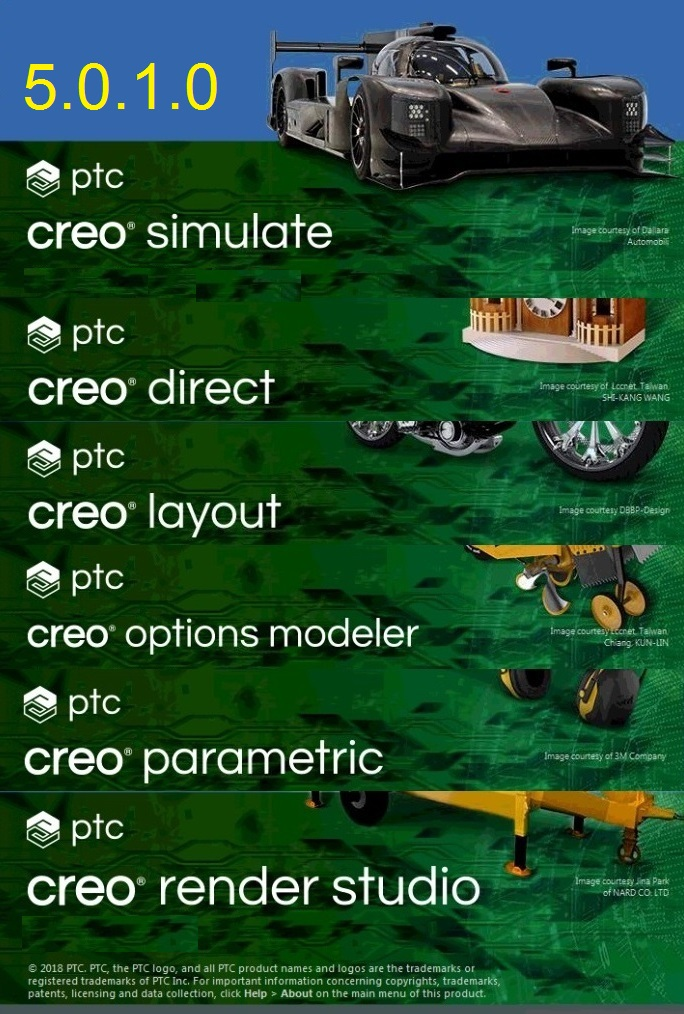 creo parametric 5.0 free download with crack 64 bit
