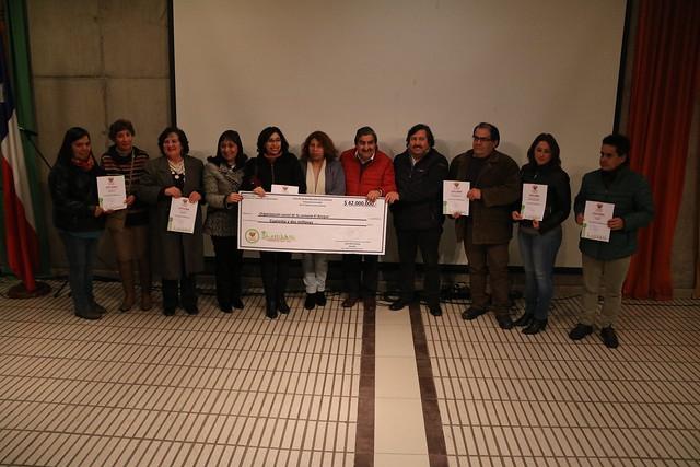 Entrega Fondos Iniciativas Comunitarias 2018