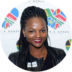 Sophie Kanza@sophiekanza Co-founder of Sophie A Kanza Foundation@CandyCraftsDay - Youth: From Passion to Action: