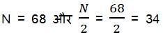 NCERT Solutions for Class 10 Maths Chapter 14 Statistics (Hindi Medium) 14.1 53
