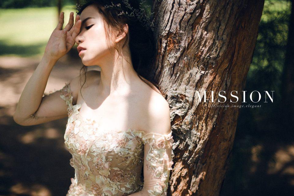 台南自助婚紗彌新影像
