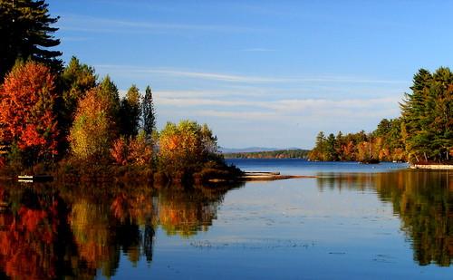 Thompson Lake, from The Heath - foto: bobtravis, flickr