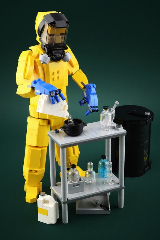 LEGO Breaking Bad Heisenberg