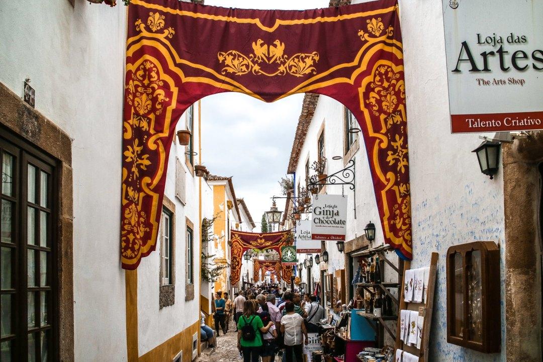 Gingja di Óbidos