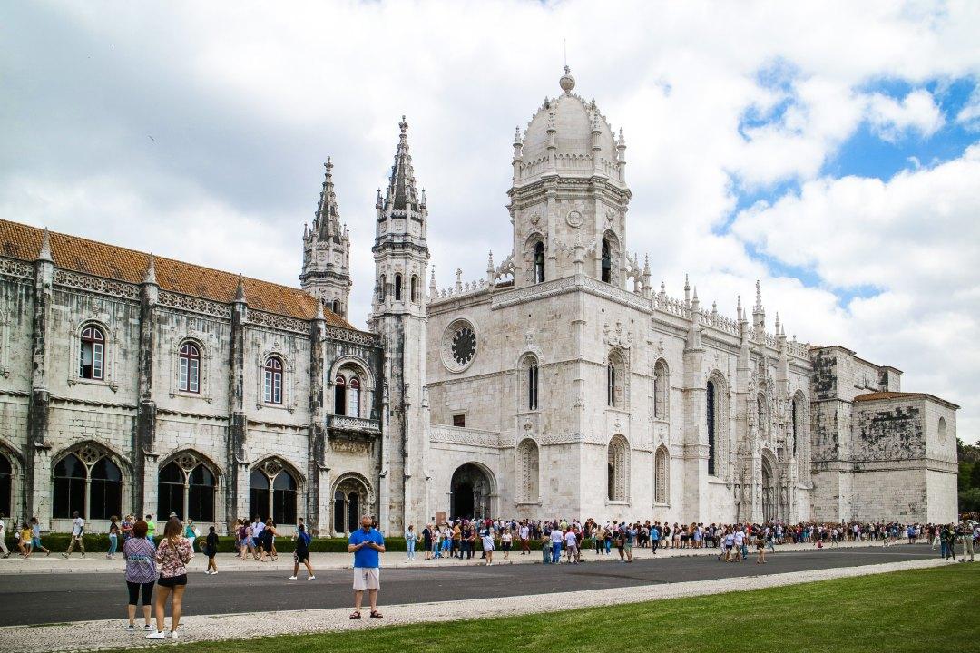Mosteiro dos Jerónimos, Lisbona