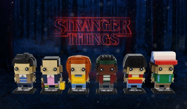 Stranger Things Brickheadz