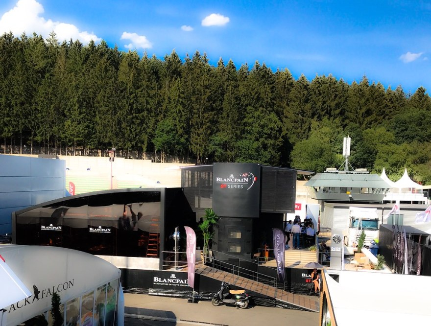 Blancpain at the 24h of Spa
