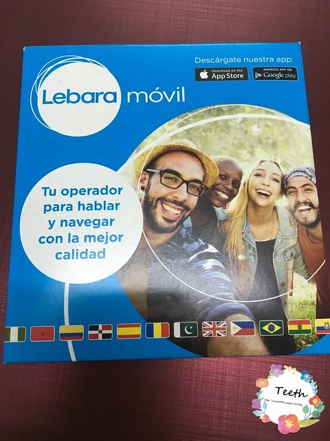 【2018 西葡之旅】西葡網卡推薦 LEBARA Movil使用心得 @ Travel with Love & Passion ♫ :: 痞客邦