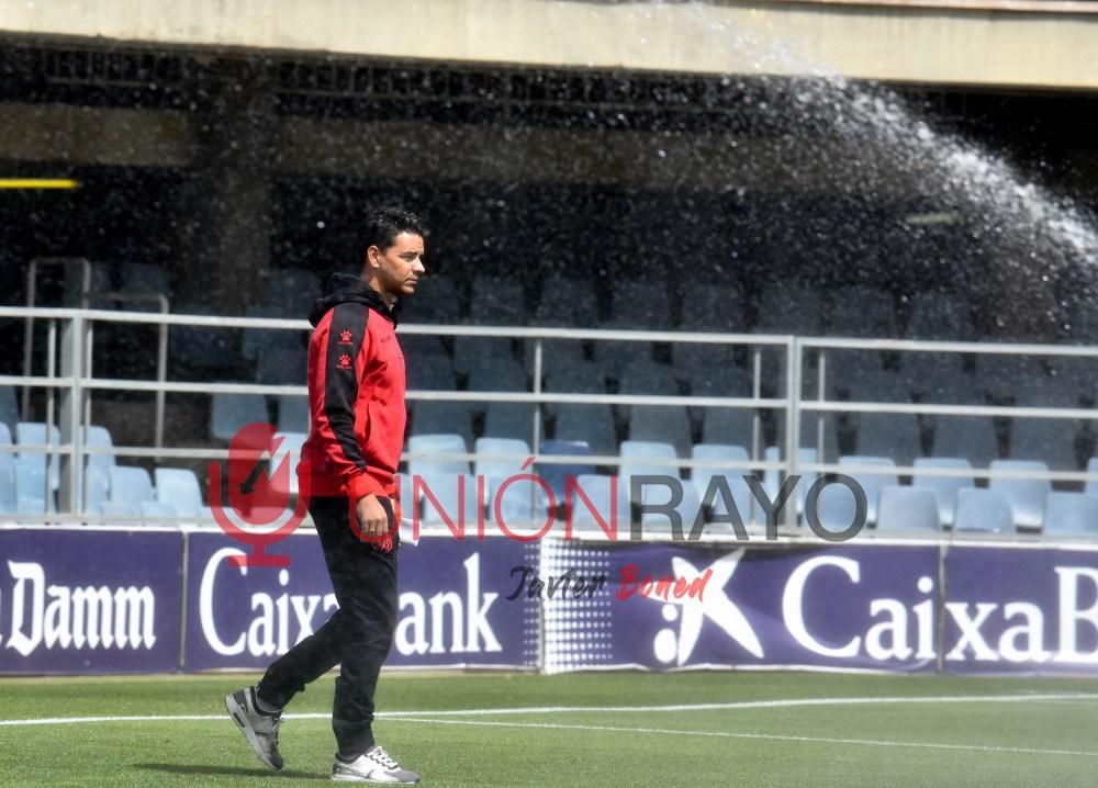 Barcelona B 2-3 Rayo Vallecano