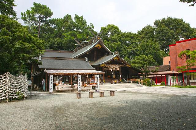 Izumo Taisha Shrine, Sagami Bunshi Branch(Kanagawa, Japan)