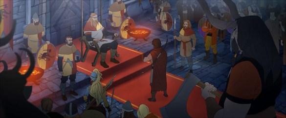 The Banner Saga 3 - King Meinolf's Castle