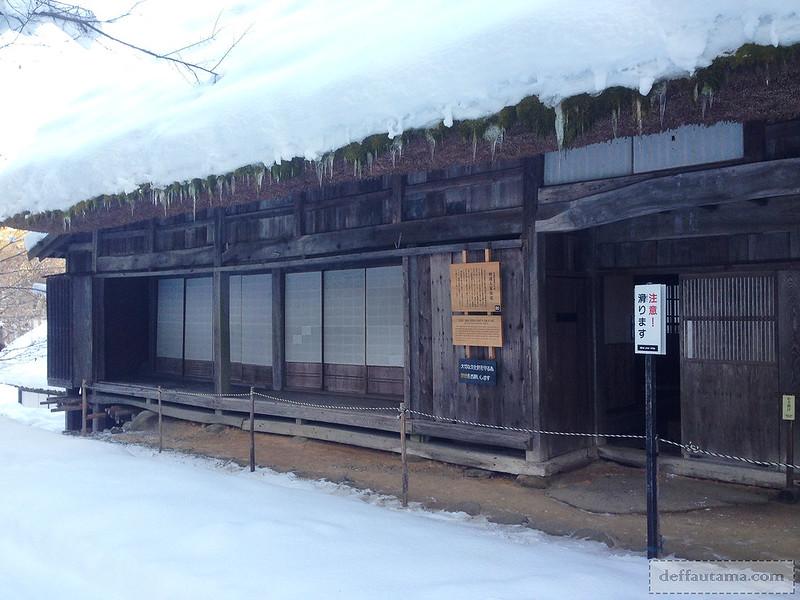Babymoon ke Jepang - Taguchi's House