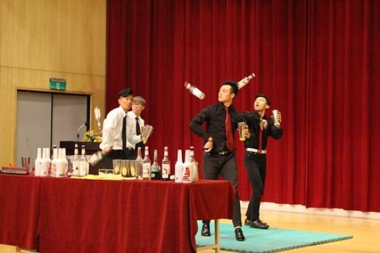 醒吾科技大學花式調酒表演-04