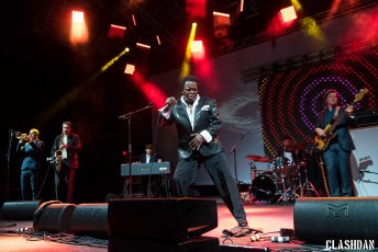Lee Fields & The Expressions @ Hopscotch Music Festival, Raleigh NC 2017