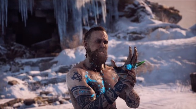 God of War (2018) - Baldur Feels Pain