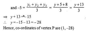 Selina Concise Mathematics Class 10 ICSE Solutions Chapter 13 Section and Mid-Point Formula Ex 13B 17.1