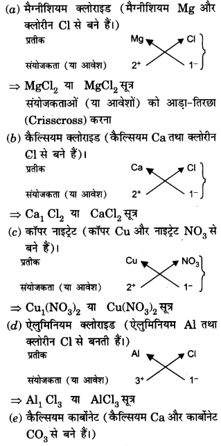NCERT Solutions for Class 9 Science Chapter 3 (Hindi Medium) 8