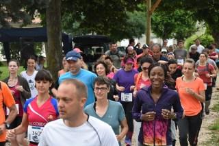 2018 Arrats Trail - Départs