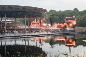 Shawna Rae - Tomorrowland 2018 @ Provinciaal Recreatiedomein De Schorre (Belgium) – July 27th-29th 2018