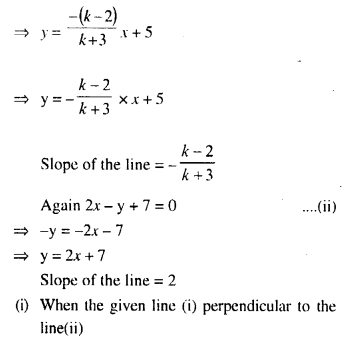 Selina Concise Mathematics Class 10 ICSE Solutions Chapter 14 Equation of a Line Ex 14E 15