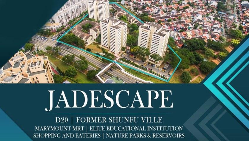 jade scape condo price