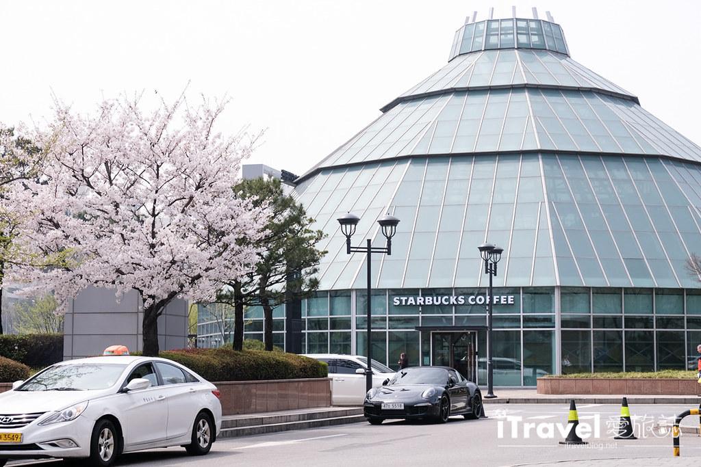 首爾咖啡廳 星巴克Family Park紀念店 (40)