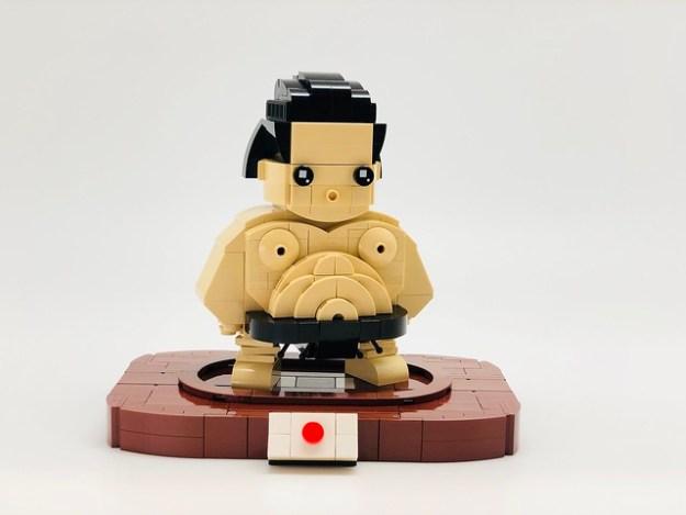 相撲力士(sumo rikishi /りきし)