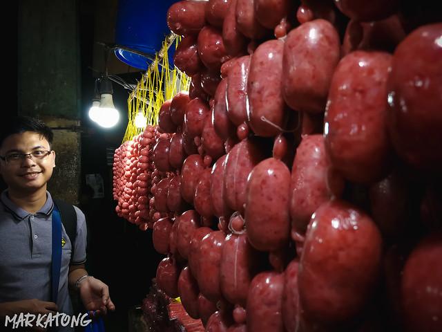 Carbon Night Market Chorizo