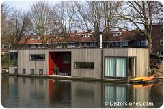 Casa flotante de diseño más moderno