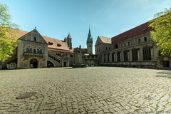 Domschiff und Burg Dankwarderode