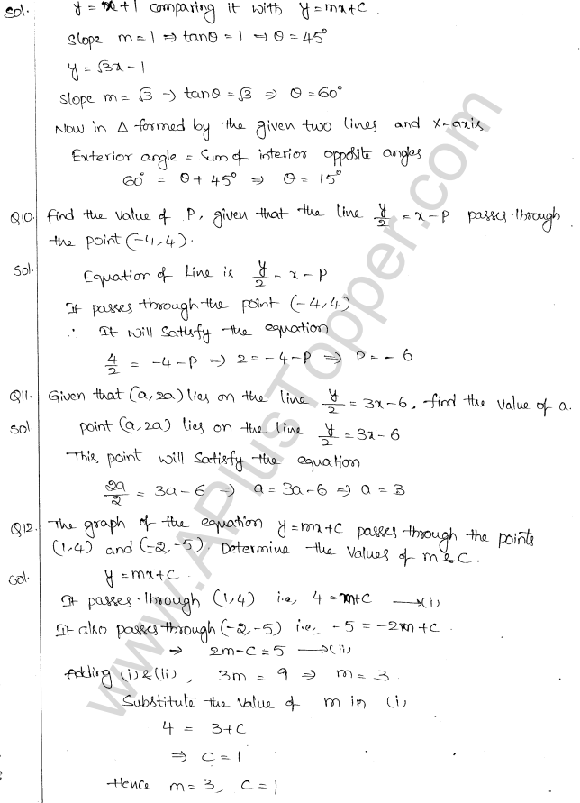 ml-aggarwal-icse-solutions-for-class-10-maths-chapter-12-equation-of-a-straight-line-4