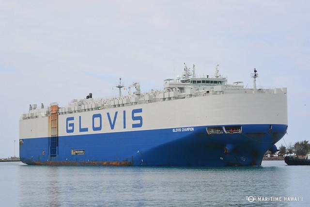 Glovis Champion – MARITIME HAWAI'I